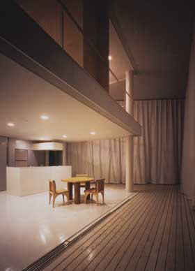It Is Open To The Outdoors And Utilizes Contemporary Materials In New  Interpretations Of Traditional Japanese Styles.