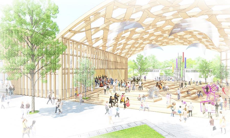 Works | Shigeru Ban Architects