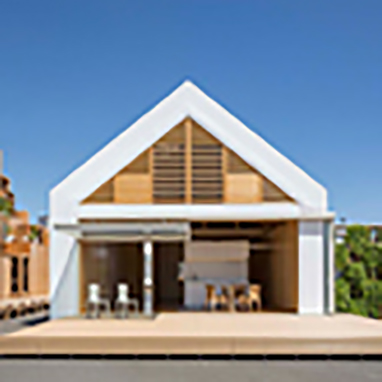 Works Shigeru Ban Architects Magnificent Architect Designed Modular Homes Painting