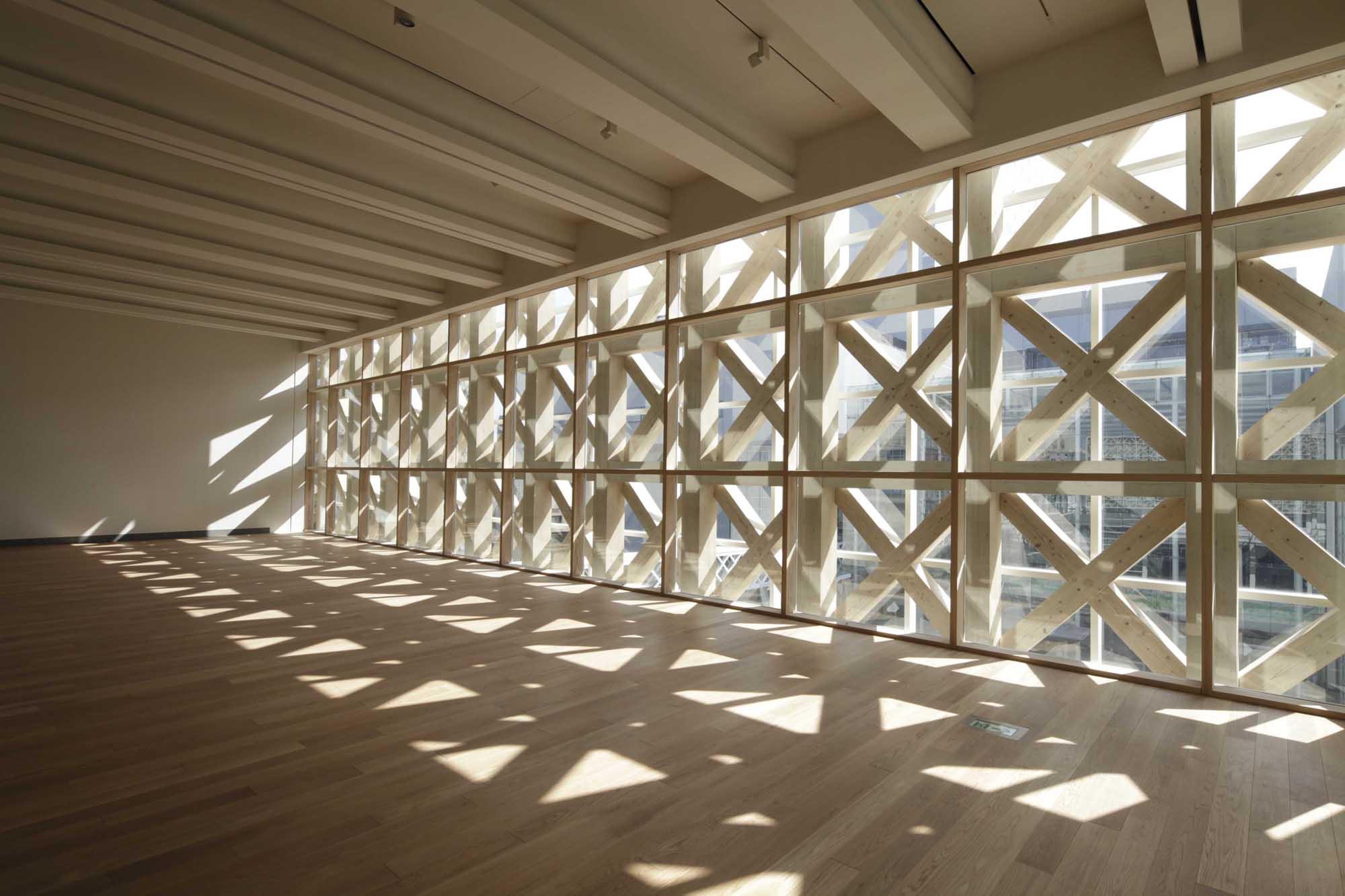 Sba Oita Prefectural Art Museum